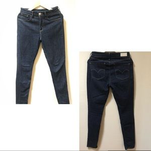 Practically new Levi's High Waist Skinny Jeans